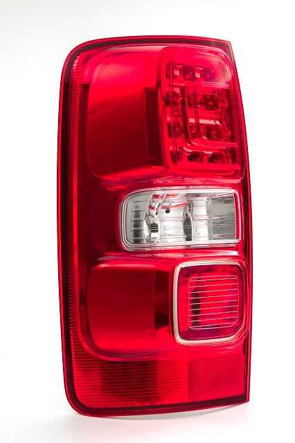 Lanterna Traseira S10 12 Le C/Led C/Luz Neblina