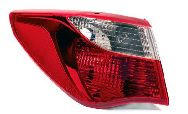 Lanterna Traseira Hyundai HB20 Sedan 14/18 Canto Le