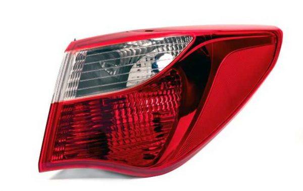 Lanterna Traseira Hyundai HB20 Sedan 14/18 Canto LD
