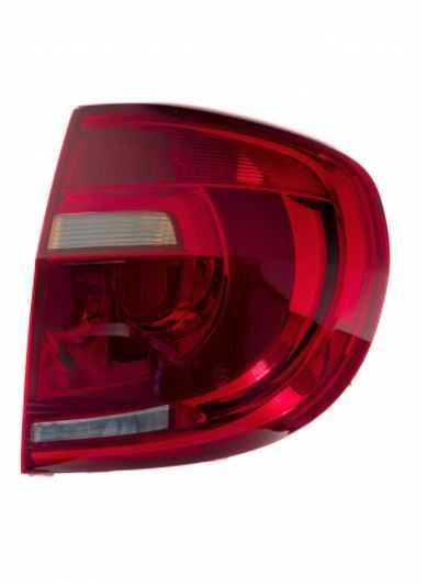Lanterna Traseira Fox 11/14 LD