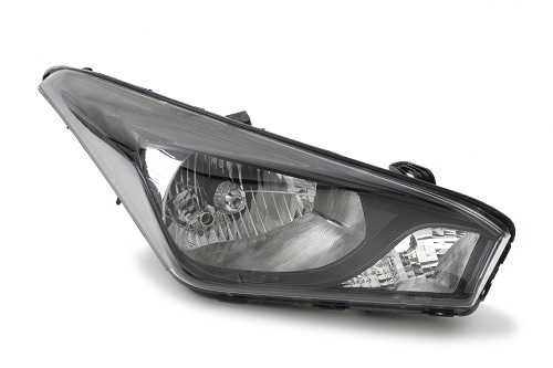 Farol Hyundai HB20 14/18 LD Moldura Preta