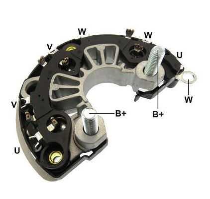 Placa Retificadora Bosch Ducato 12