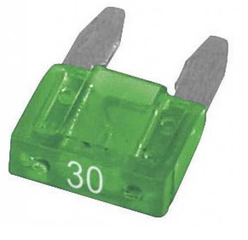 Fusivel Lamina Mini 30A