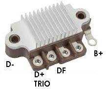 Regulador Voltagem Denso Caterpillar Perkins 938H 324D D6N