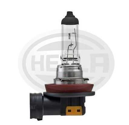Lâmpada Farol H8 12V 35W Hella