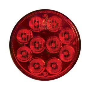 Lanterna Traseira Led 10 Leds VM 96mm Librelato Noma Bivolt