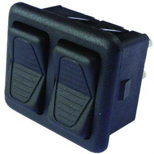 Interruptor Vidro Eletrico Ford Escort 84/88 Duplo