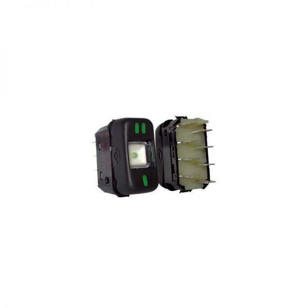 Interruptor Luz Tecla MB Freio Motor