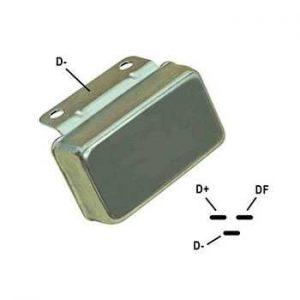 Regulador Voltagem MB 12V (Ga011)