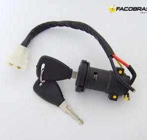 Interruptor Ignição MB 86/95 Completo
