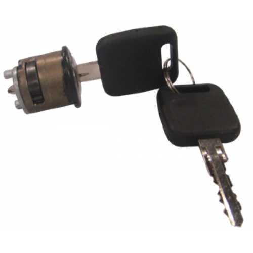 Cilindro Ignição Kombi Clipper 80/