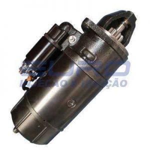 Motor Partida MF Maxion MB D20 12V 10 D JF Em Pe