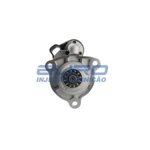 Motor Partida Scania 24V Serie 5 12 Dentes