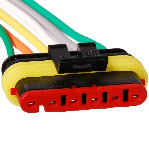 Chicote injeção Eletronica E Vao Motor 6 Vias